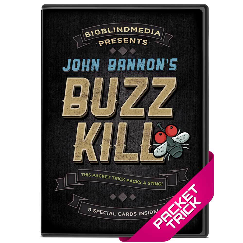 BUZZ KILL - John Bannon