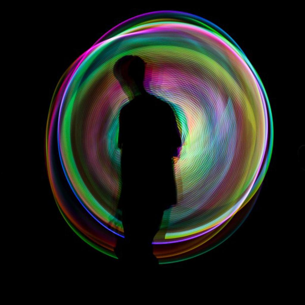 JUGGLING DREAM LED HULA HOOP
