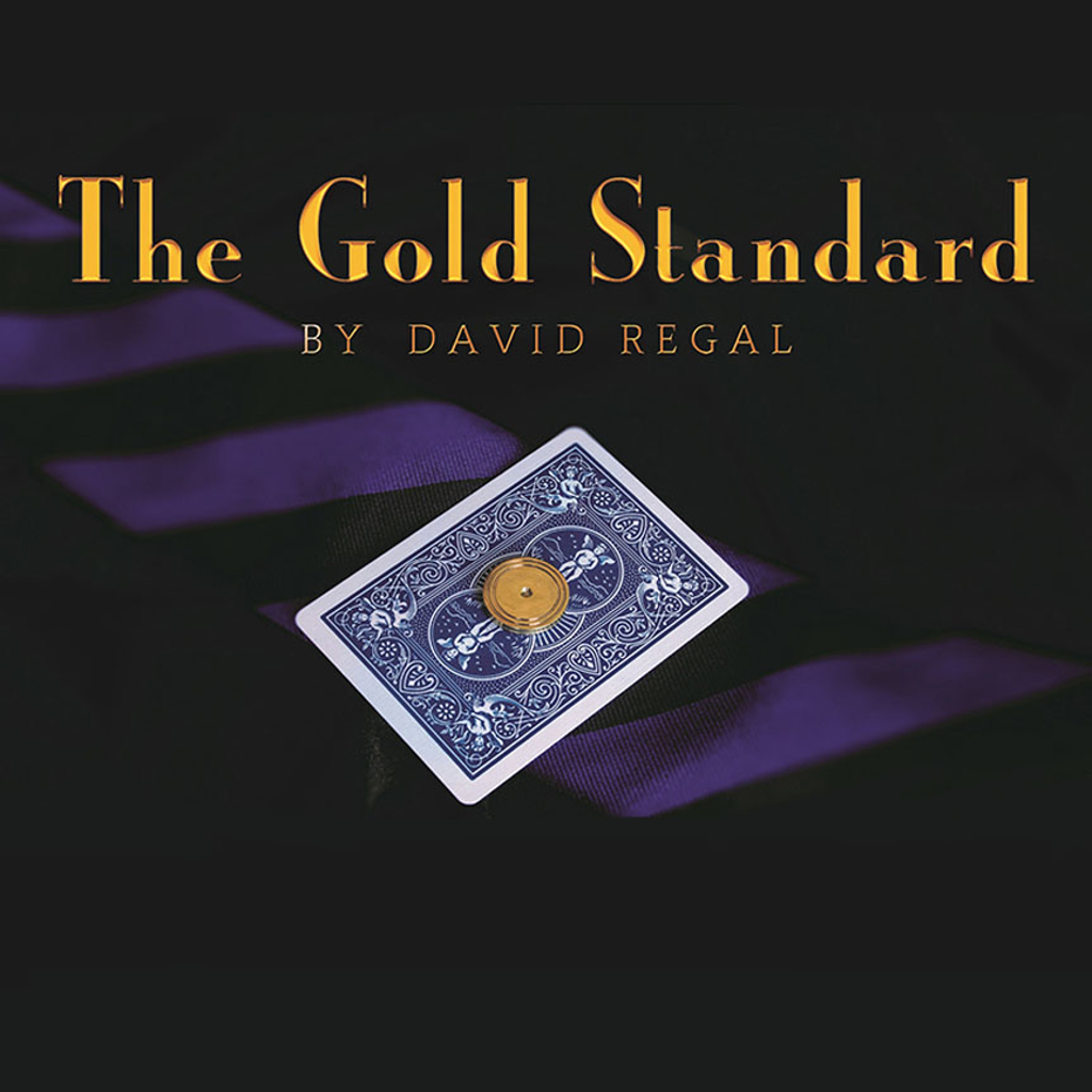 THE GOLD STANDARD - David Regal