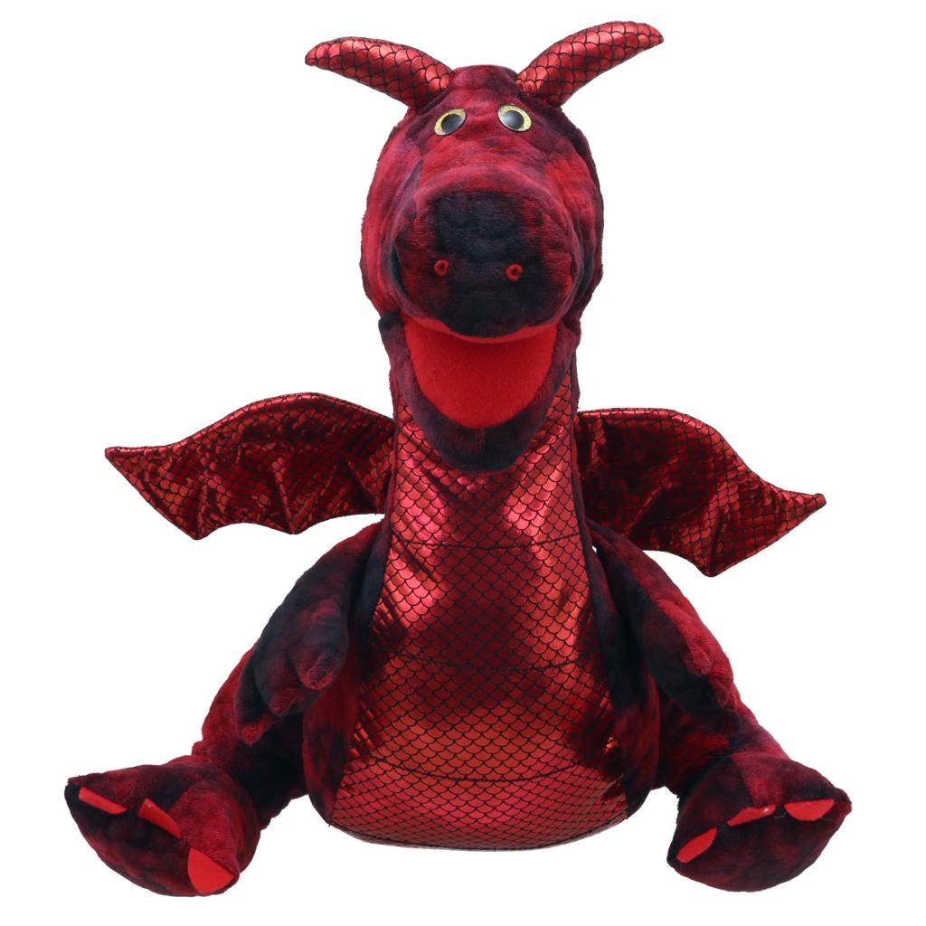 ENCHANTED RED DRAGON
