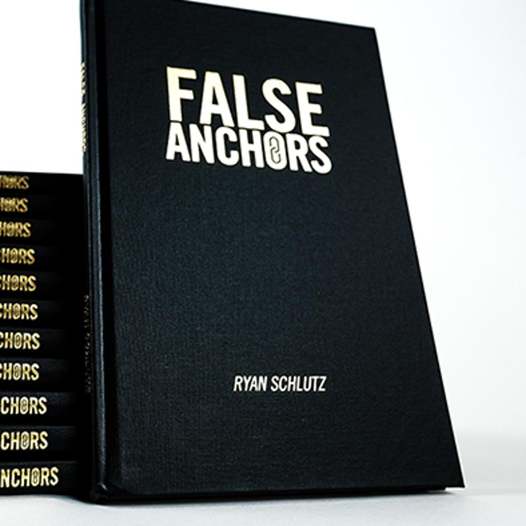 FALSE ANCHORS COMPLETE SET - Ryan Schultz