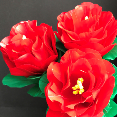 ROYAL BLOOMING BOUQUET (3 blomster)