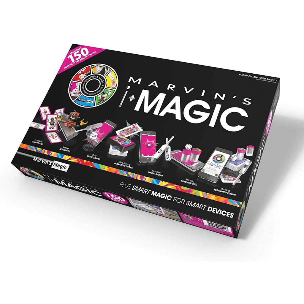 MARVIN'S IMAGIC BOX - 150 TRICKS
