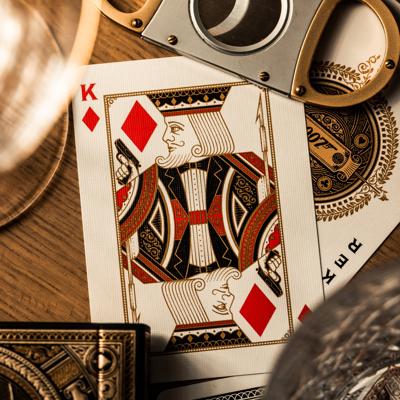 007 PREMIUM PLAYING CARDS