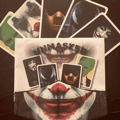 UNMASKED - Arkadio & Solange