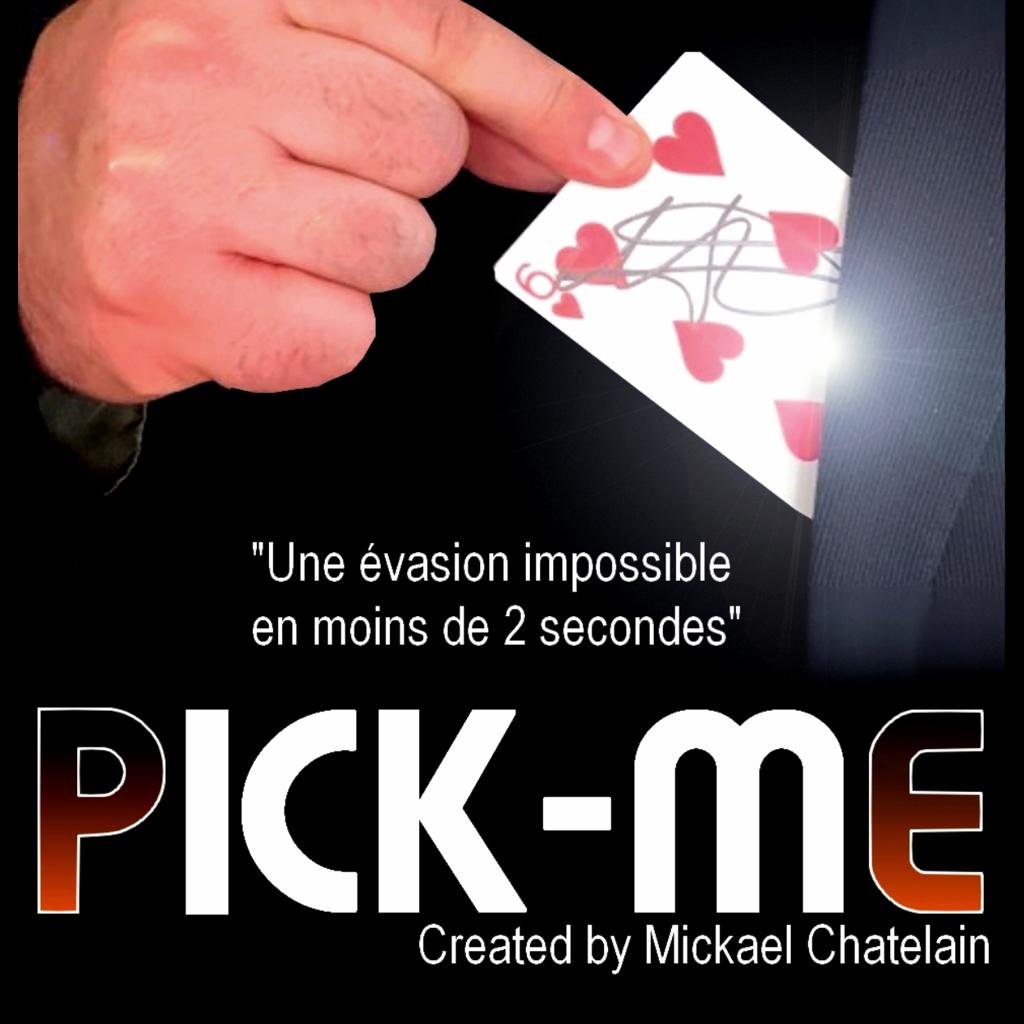 PICK ME - Mickael Chatelain