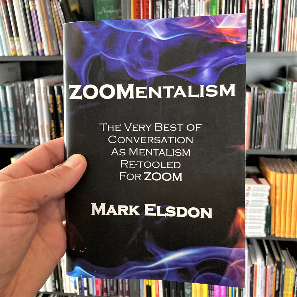 ZOOMENTALISM - Mark Elsdon