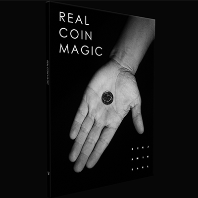 REAL COIN MAGIC - Benjamin Earl