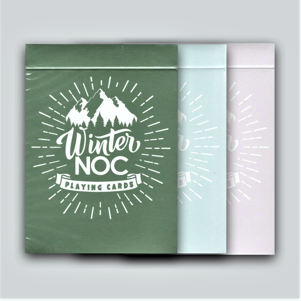 WINTER NOC PLAYING CARDS