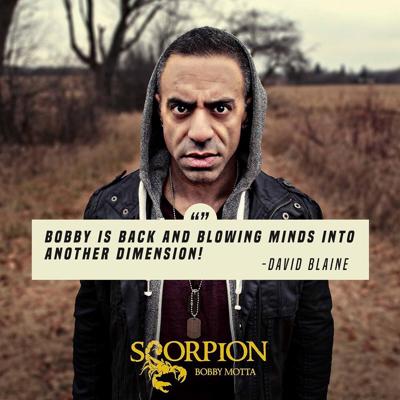 SCORPION - Bobby Motta