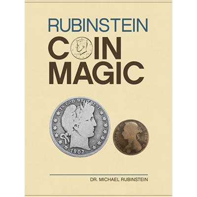 RUBINSTEIN COIN MAGIC BOOK