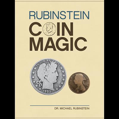 RUBINSTEIN COIN MAGIC BOOK