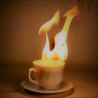 HOT COFFEE - Juan Mayoral