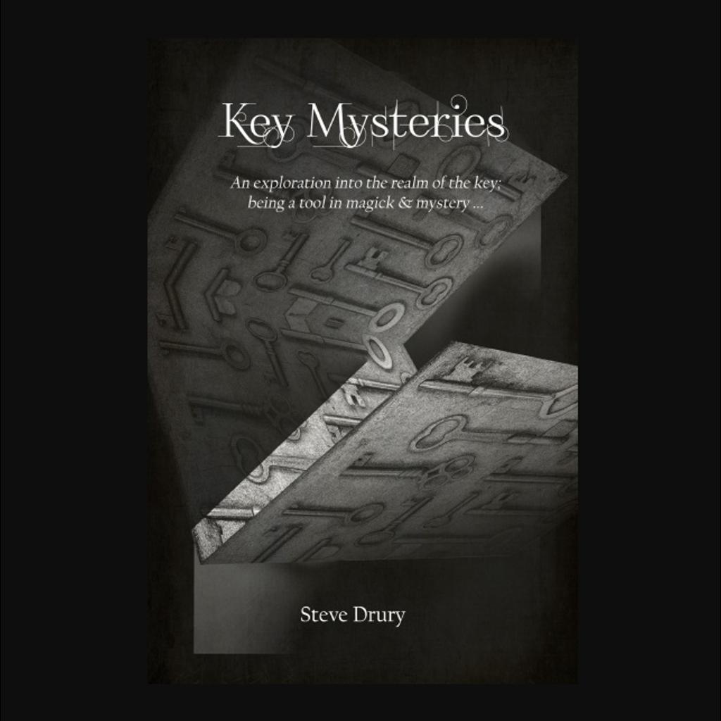 KEY MYSTERIES - Steve Drury