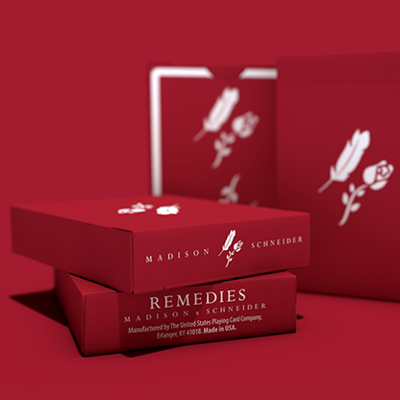 SCARLET RED REMEDIES - Madison & Schneider