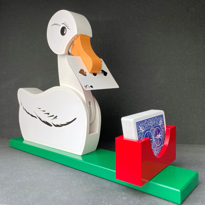 THE CARD DUCK