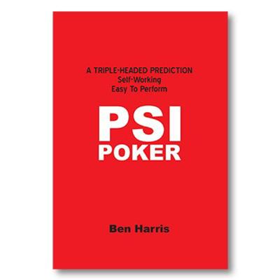 PSI-POKER - Ben Harris