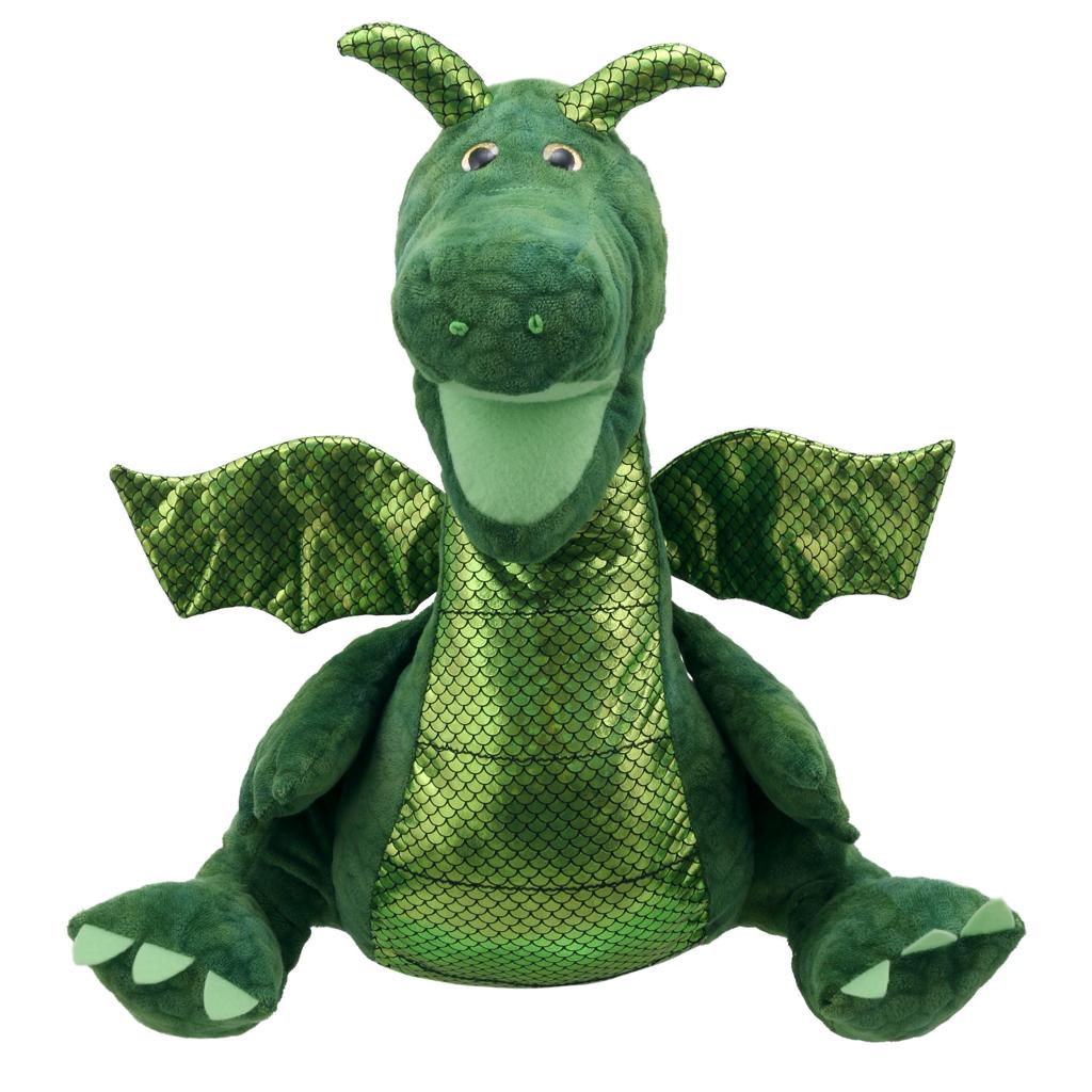 ENCHANTED GREEN DRAGON