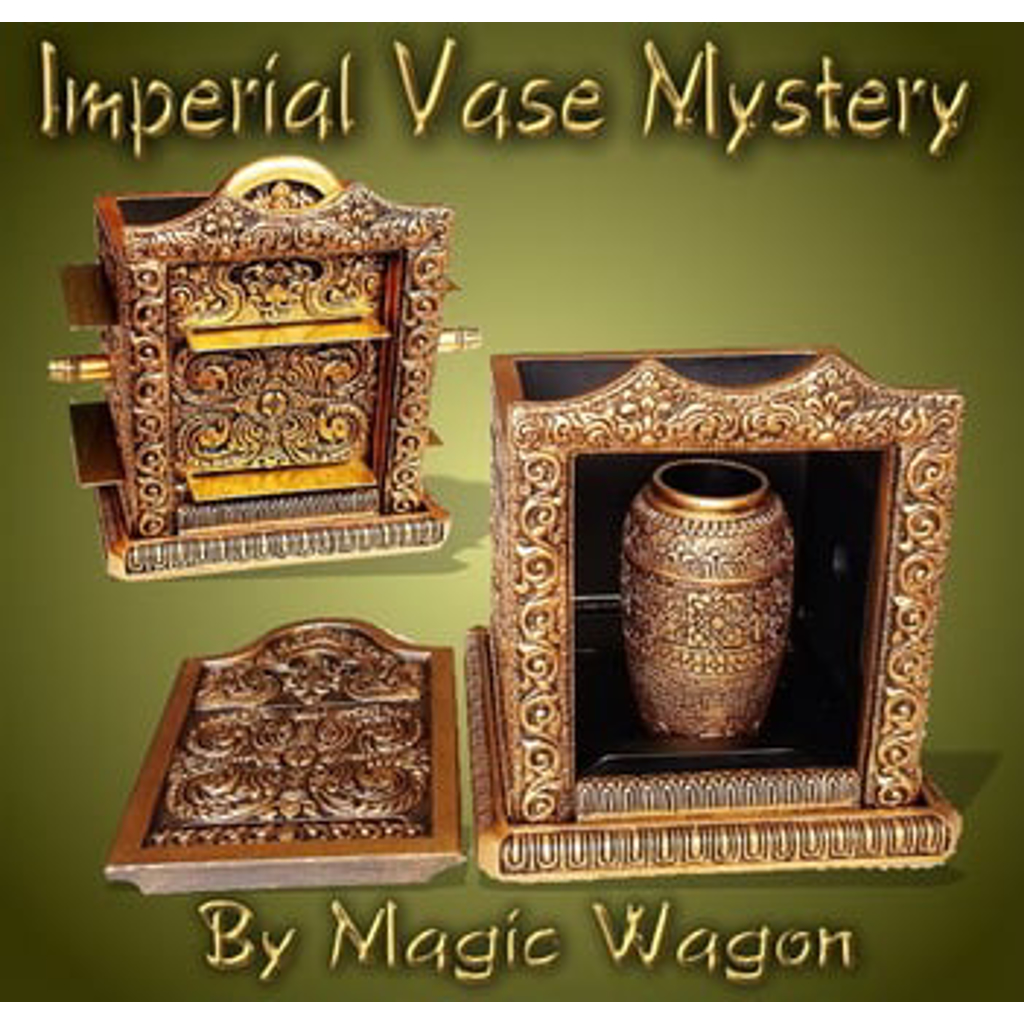 IMPERIAL VASE MYSTERY - Magic Wagon
