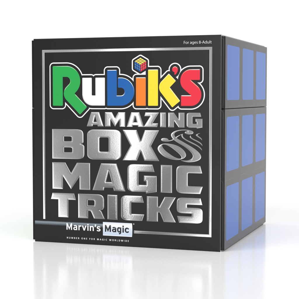 RUBIK'S AMAZING BOX OF TRICK