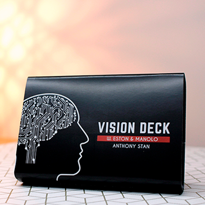 VISION DECK - Eston, Manolo & Stan