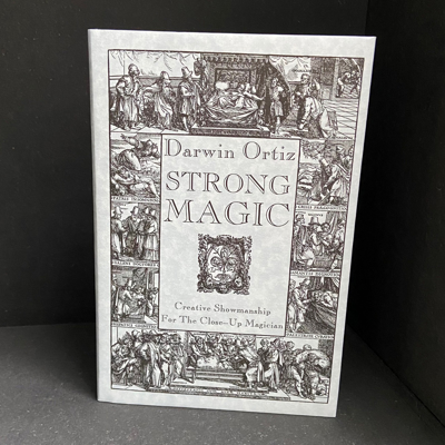 STRONG MAGIC - Darwin Ortiz