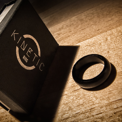 BLACK KINETIC PK RING
