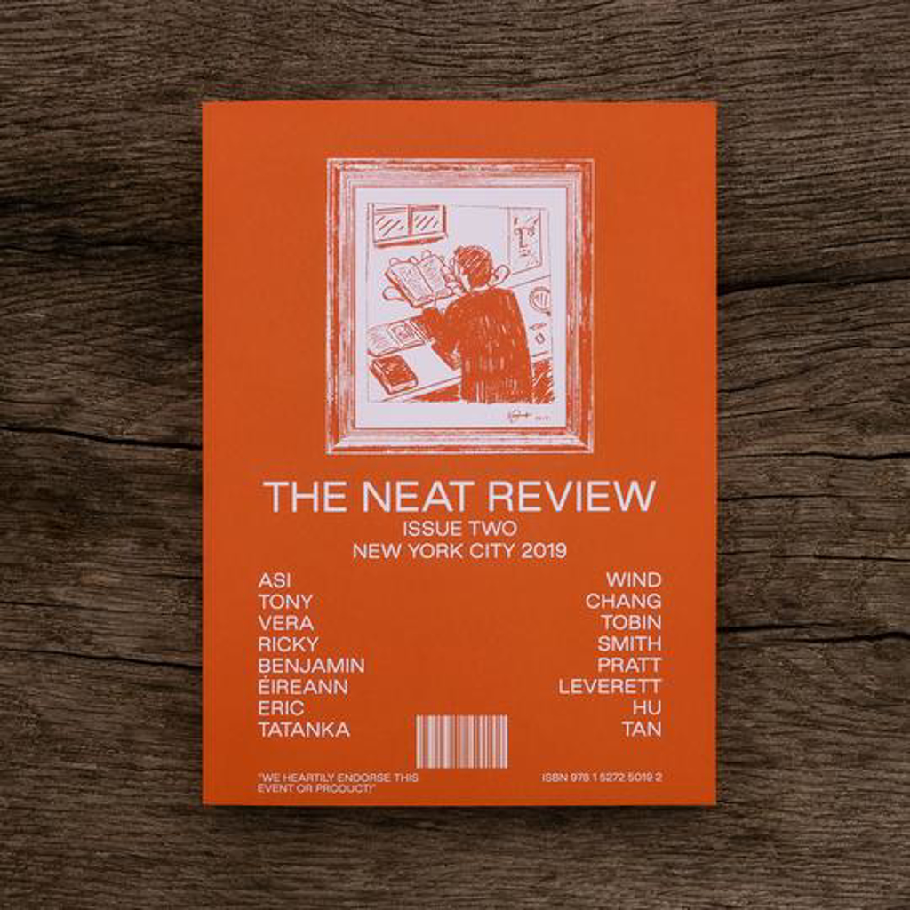 THE NEAT REVIEW - Alex Hansford
