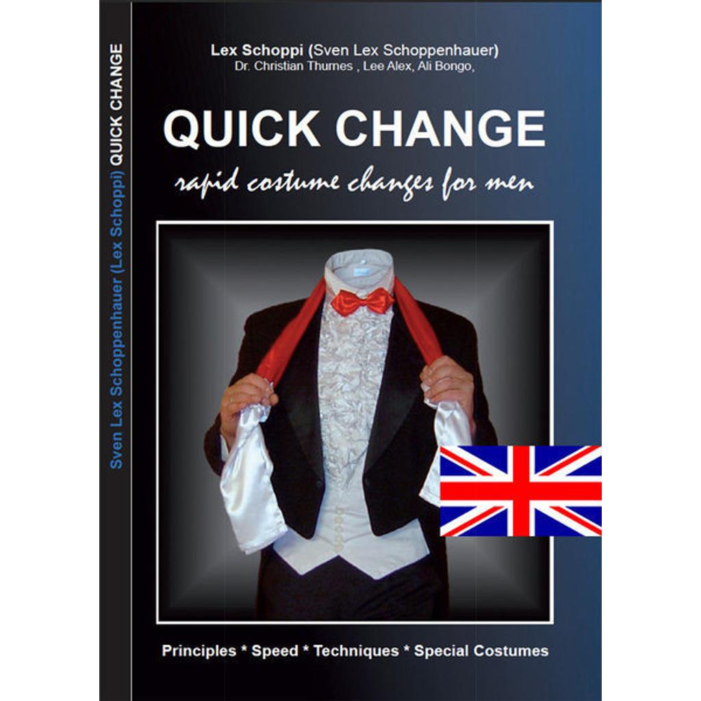 QUICK CHANGE BOOK 1 - Sven Schoppenhauer