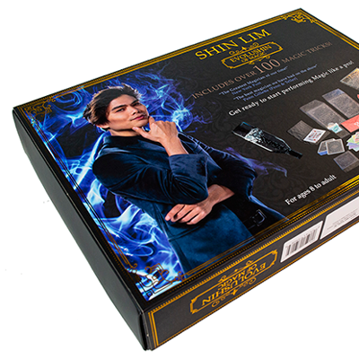 SHIN LIM MAGIC SET