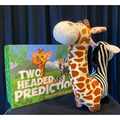 TWO-HEADED PREDICTION - Christopher T. Magician