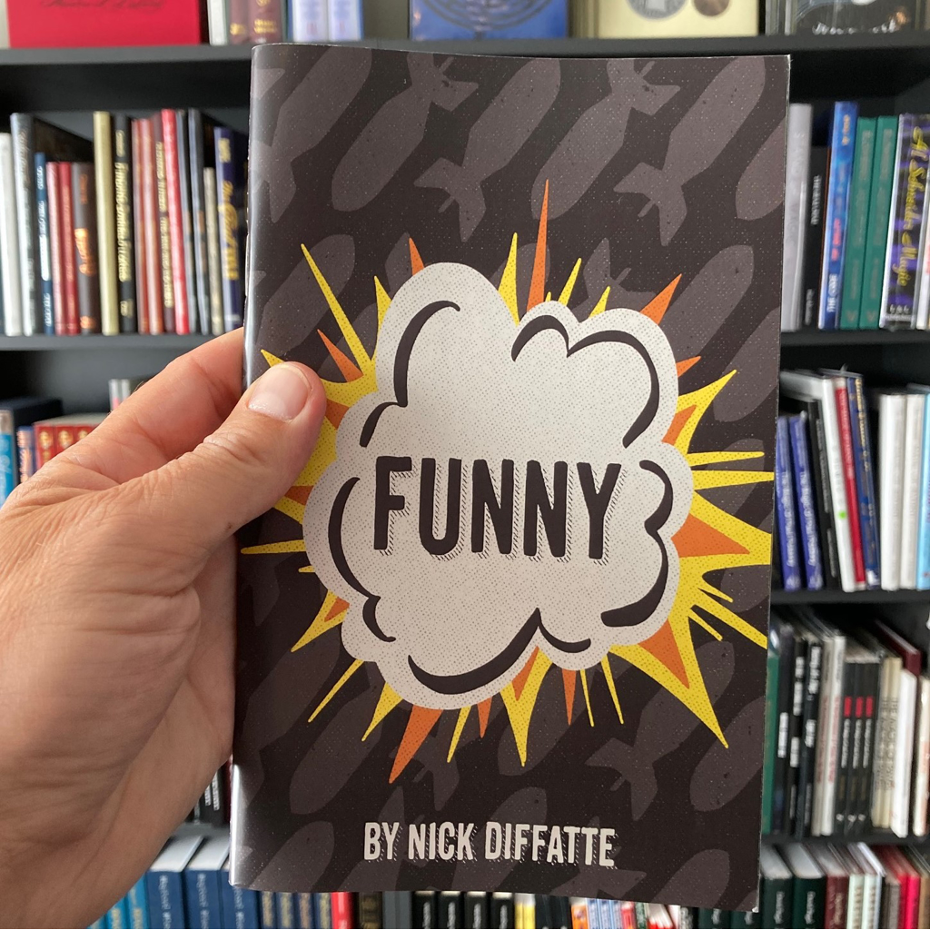 FUNNY - Nick Diffatte