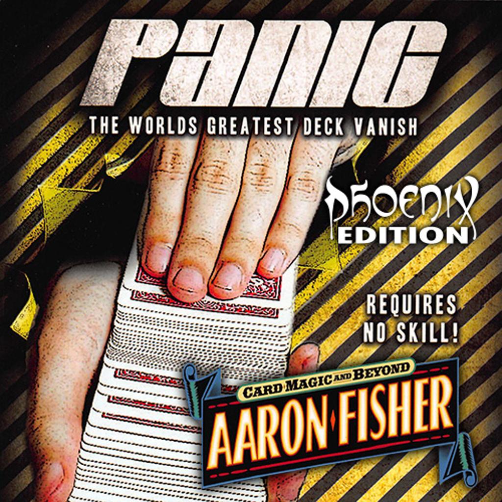 PANIC - Aaron Fisher