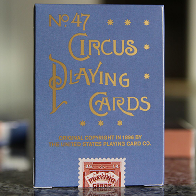 CIRCUS PLAYING CARDS