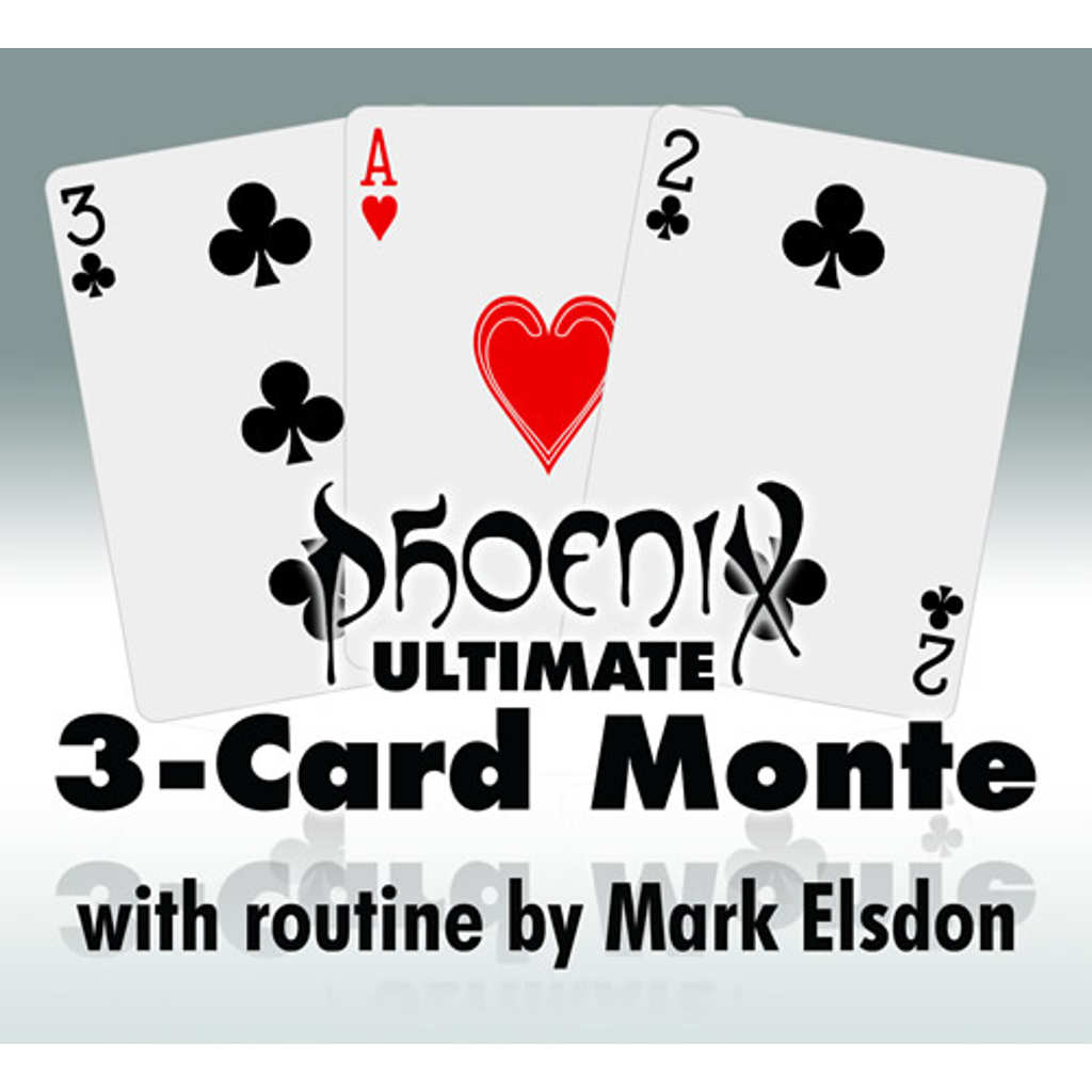 ULTIMATE 3 CARD MONTE - Michael Skinner