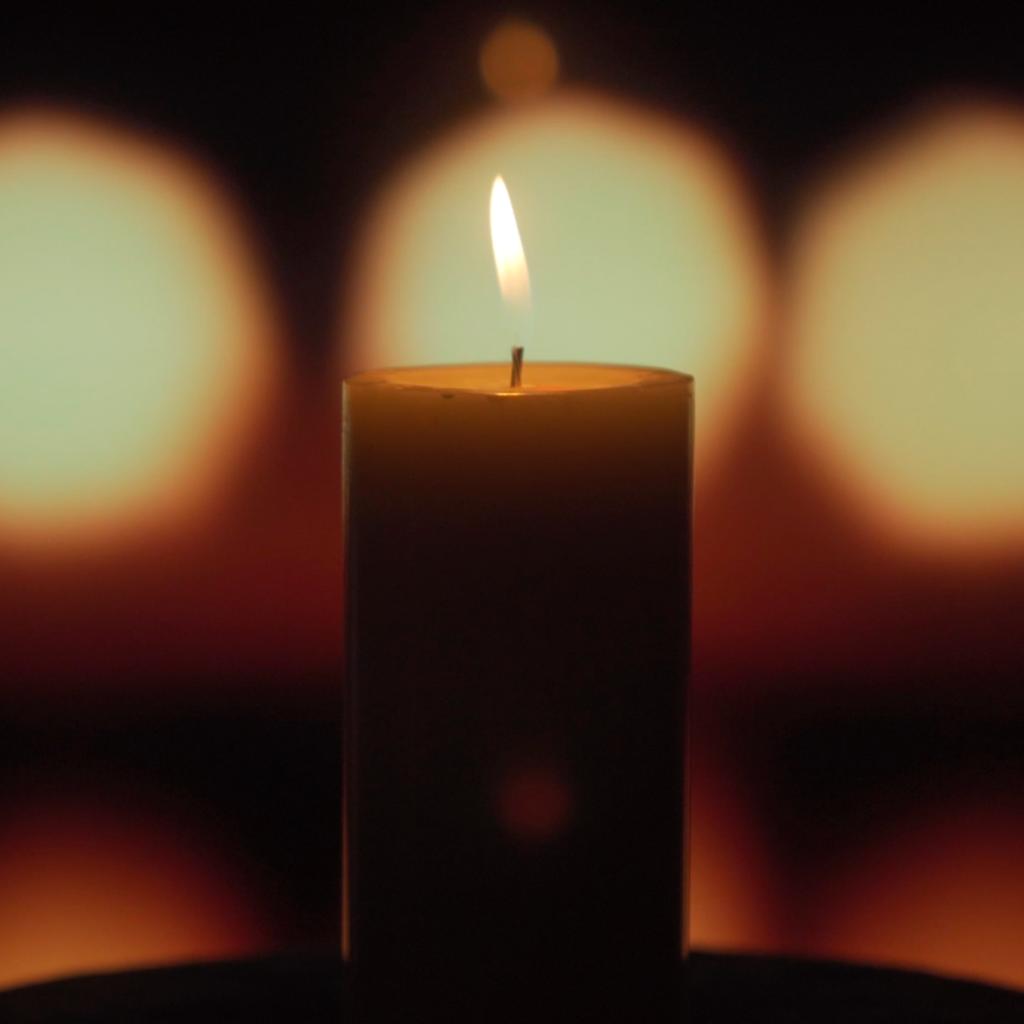 BLAZE - The Auto Candle