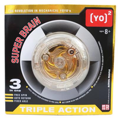 (YO)2 SUPER BRAIN GOLD EDITION