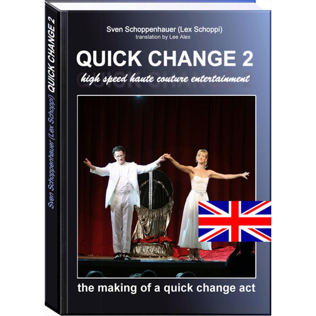 QUICK CHANGE BOOK 2 - Sven Schoppenhauer