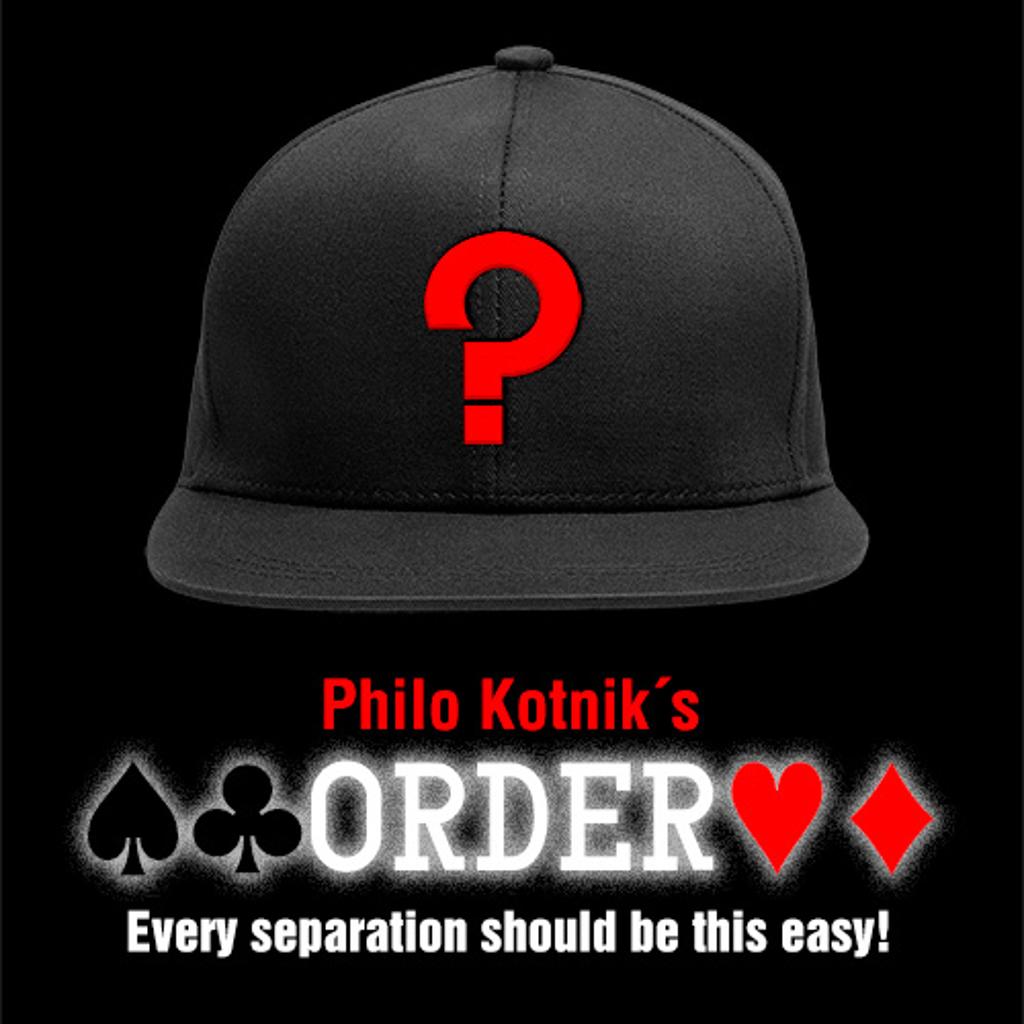 ORDER - Philo Kotnik