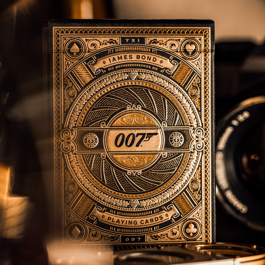 007 PREMIUM PLAYING CARDS