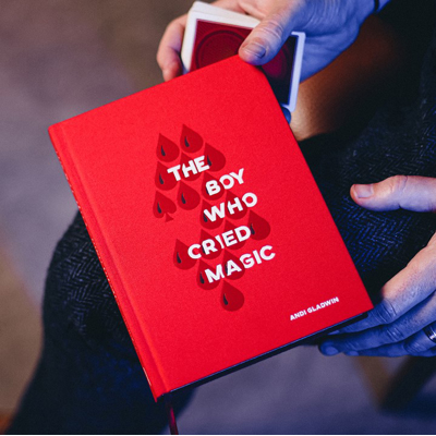 THE BOY WHO CRIED MAGIC - Andi Gladwin