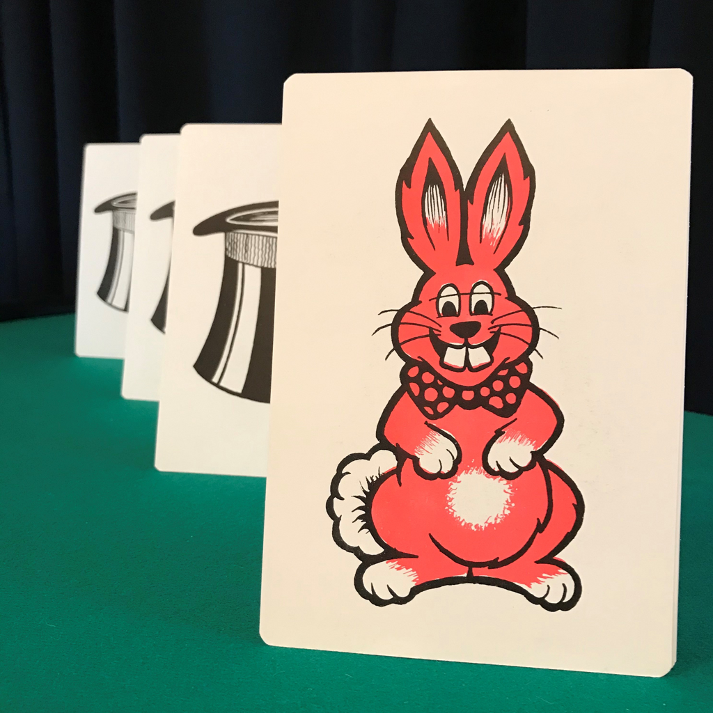 THE BUNNY CARDS