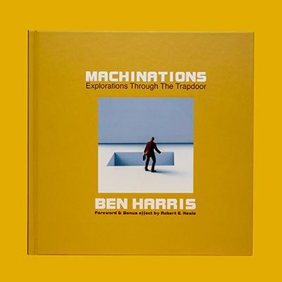 MACHINATIONS - Ben Harris