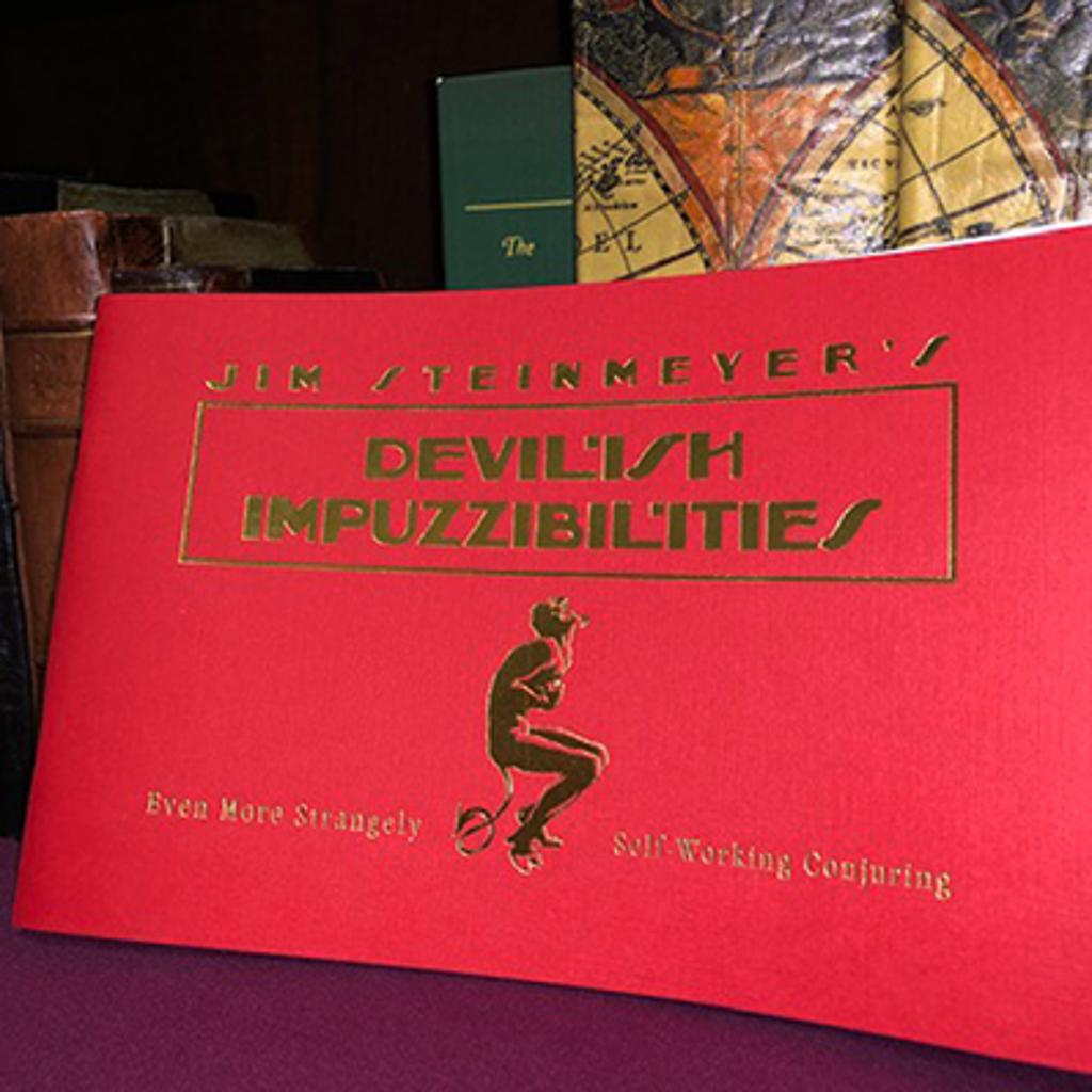 IMPUZZIBILITIES - Jim Steinmeyer