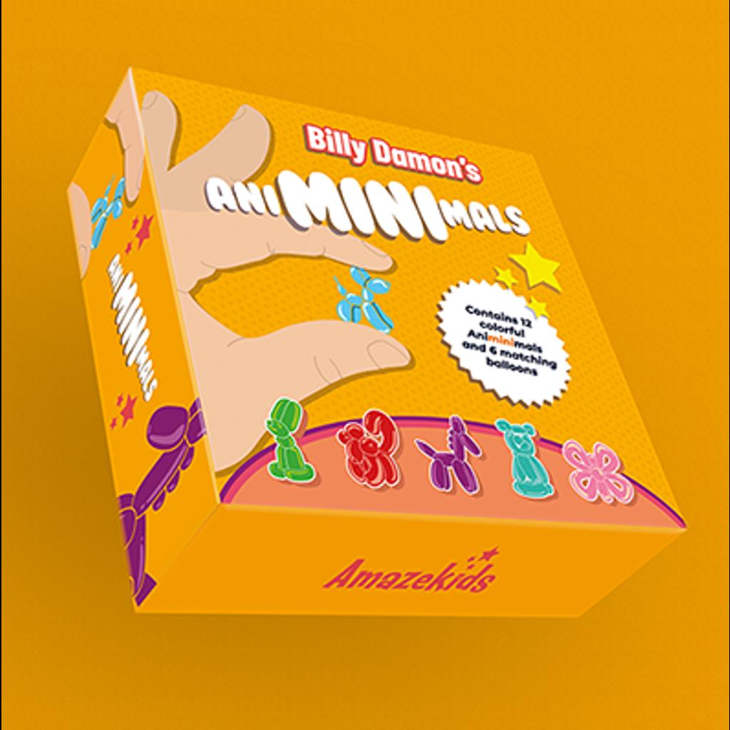 ANIMINIMALS - Billy Damon