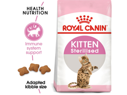 ROYAL CANIN KITTEN STERILISED KATTEMAD