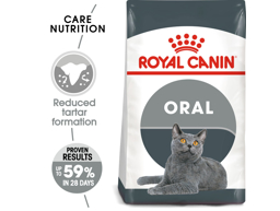 ROYAL CANIN ORAL CARE KATTEMAD
