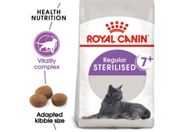 ROYAL CANIN STERILISED 7 + KATTEMAD