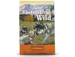 TASTE OF THE WILD HIGH PRAIRIE PUPPY HUNDEFODER