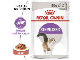 ROYAL CANIN STERILISED SOVS KATTEMAD